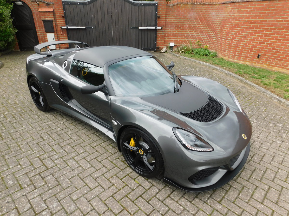 2020 Lotus Exige 350 Sport For Sale (picture 9 of 15)