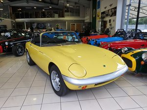 1967 Lotus Elan S3 DHC For Sale