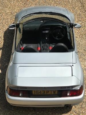 1991 Lotus elan se turbo 165 BHP low mileage For Sale (picture 1 of 6)