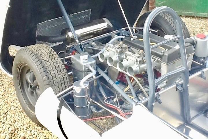 1963 Lotus 23B - fresh engine - FIA papers For Sale (picture 4 of 6)