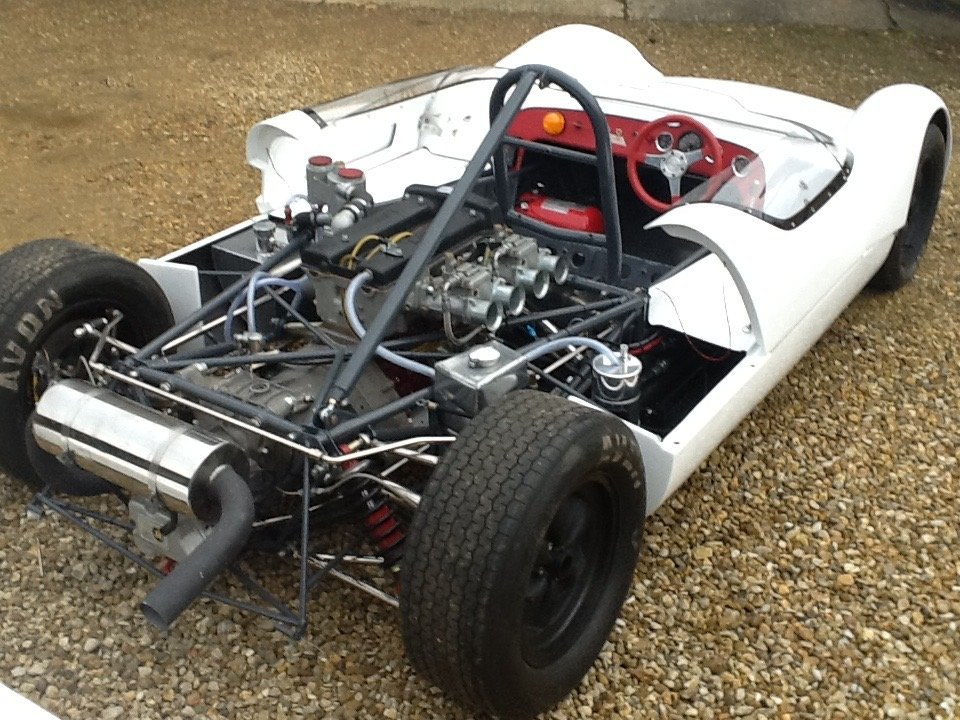 1963 Lotus 23B - fresh engine - FIA papers For Sale (picture 5 of 6)
