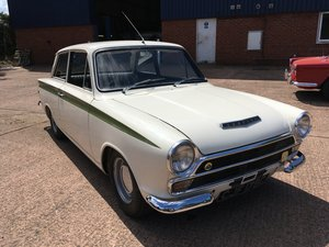 Lotus Cortina Mk1, Original Standard Spec