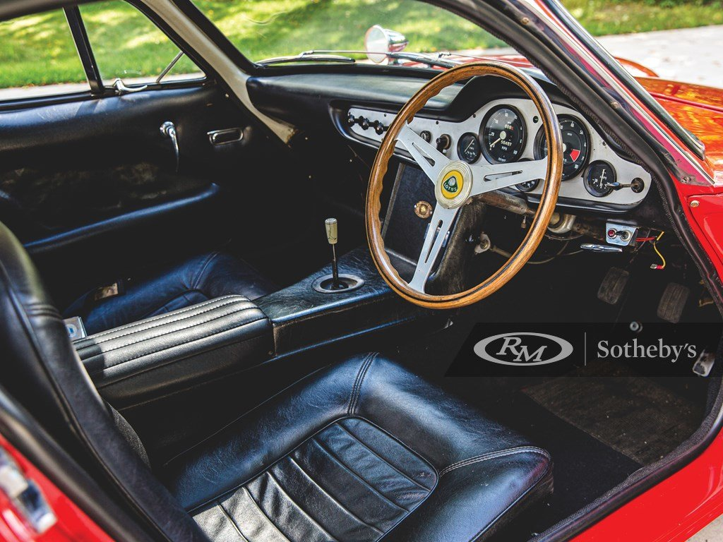 1962 Lotus Elite Series 2  For Sale by Auction (picture 4 of 6)