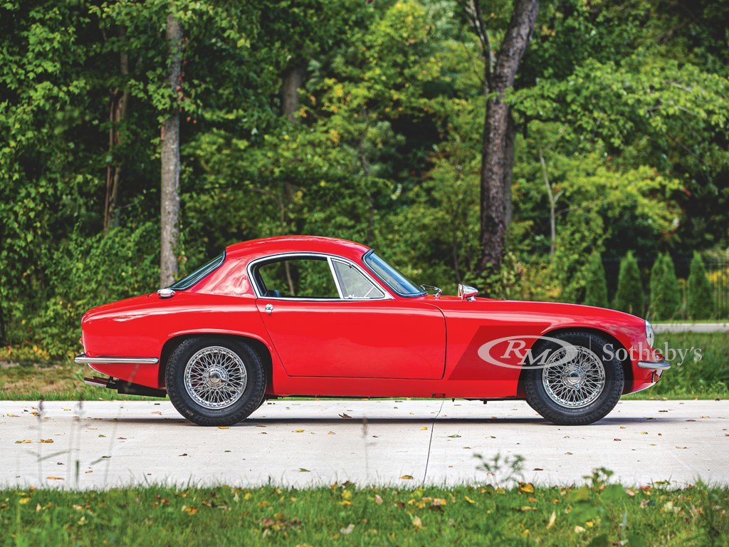 1962 Lotus Elite Series 2  For Sale by Auction (picture 5 of 6)