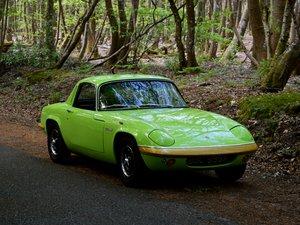 1971 Lotus Elan Sprint FHC For Sale