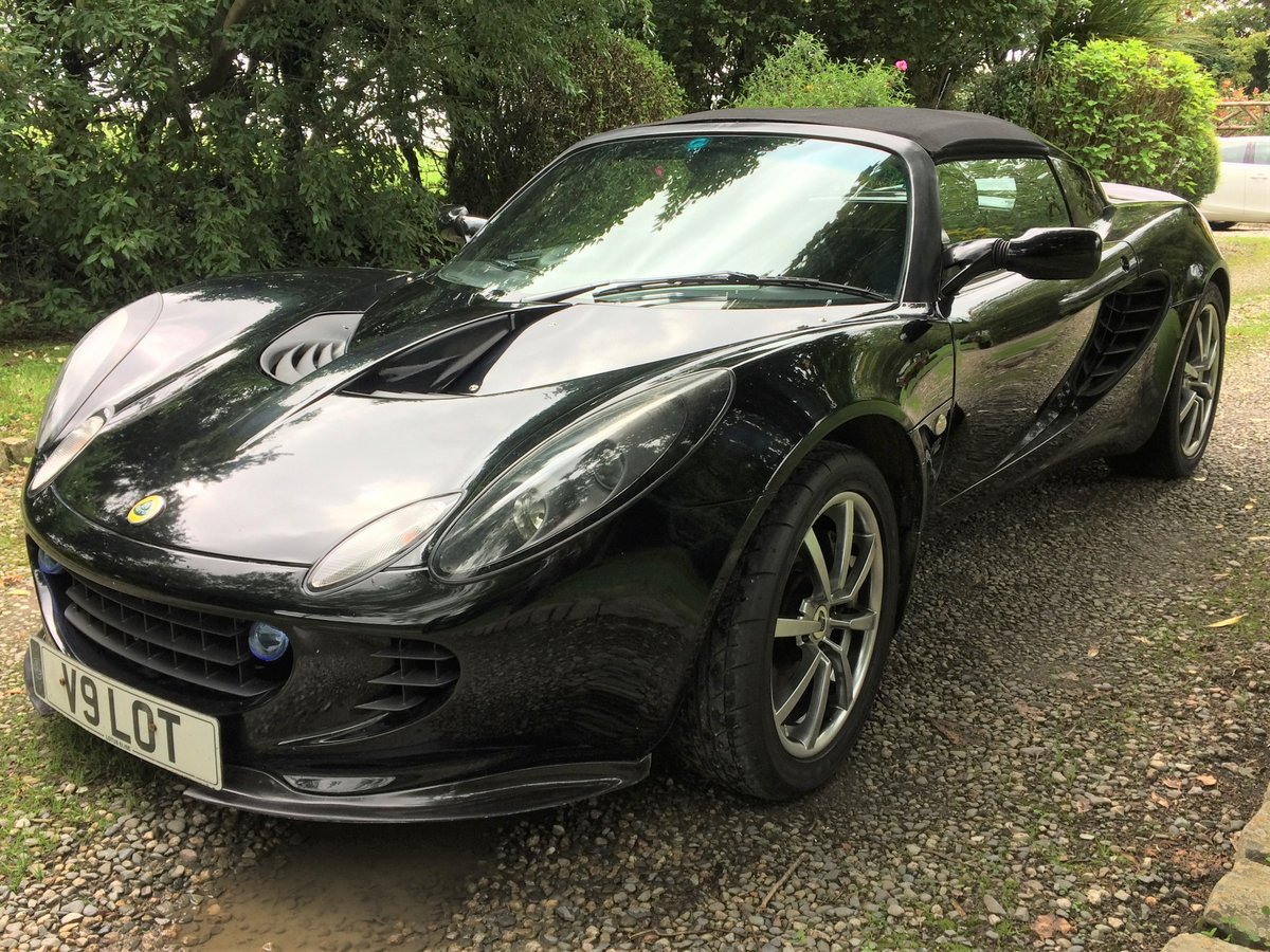 2002 Lotus Elise Sport SOLD (picture 2 of 6)