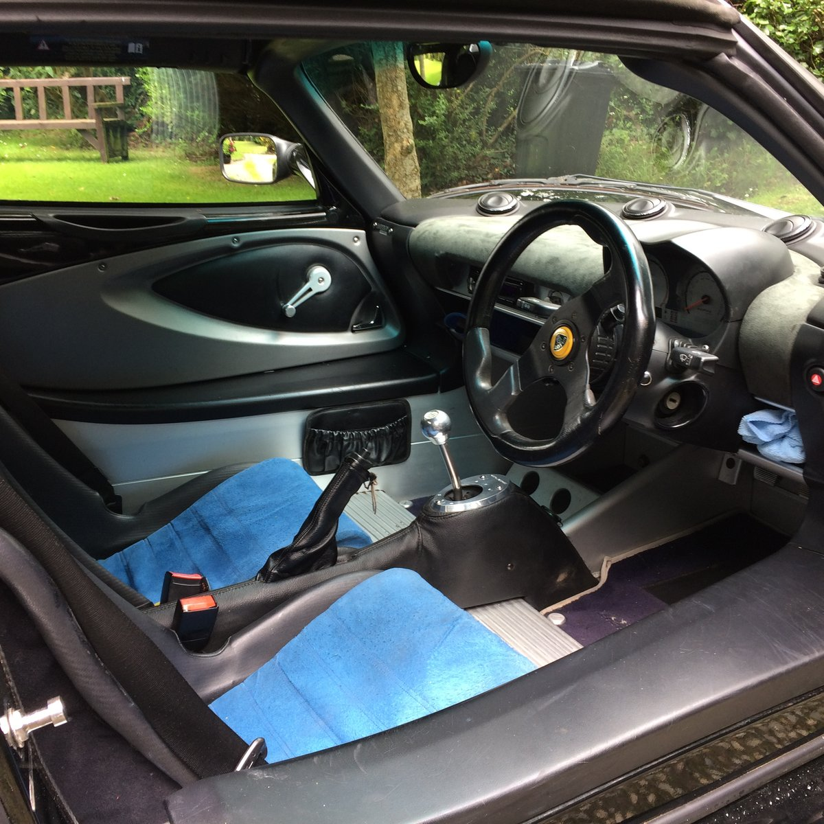 2002 Lotus Elise Sport SOLD (picture 5 of 6)