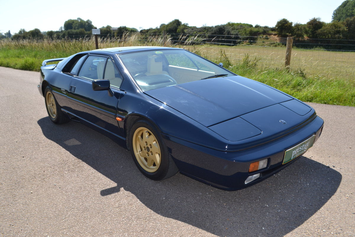 1988 Lotus Esprit Turbo 2.2 (X180) For Sale (picture 1 of 6)