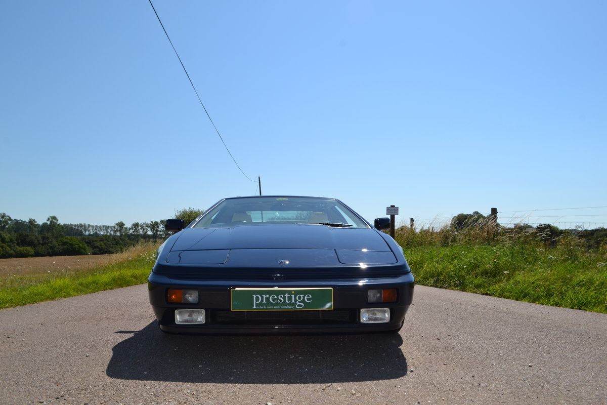 1988 Lotus Esprit Turbo 2.2 (X180) For Sale (picture 6 of 6)