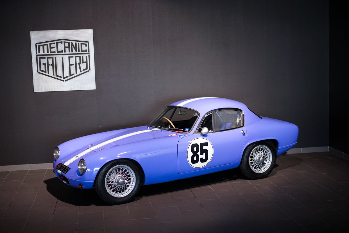 1959 LOTUS ELITE S1 TYPE 14 FIA For Sale (picture 1 of 6)