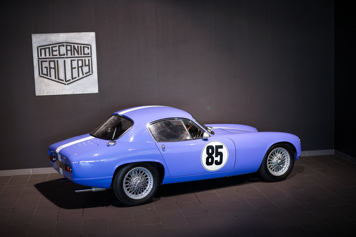 1959 LOTUS ELITE S1 TYPE 14 FIA For Sale (picture 2 of 6)