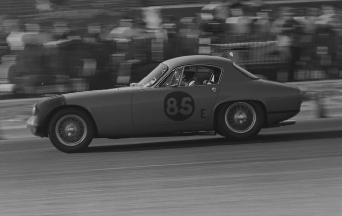 1959 LOTUS ELITE S1 TYPE 14 FIA For Sale (picture 6 of 6)