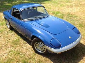 1969 Lotus Elan FHC S4