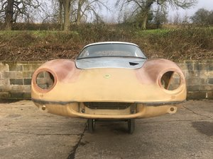 1962 Lotus Climax Elite project
