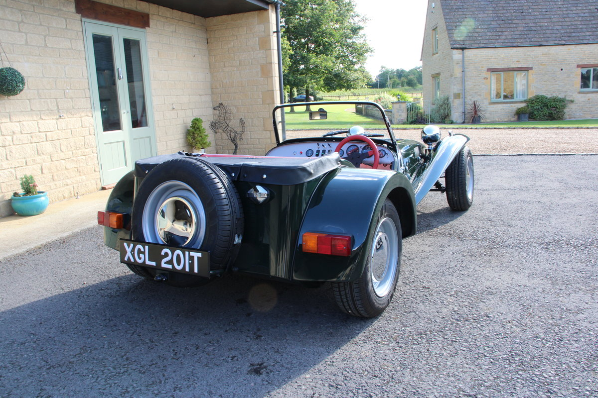 """1969 LOTUS SEVEN S3 """"TWIN CAM"""" For Sale (picture 2 of 20)"""