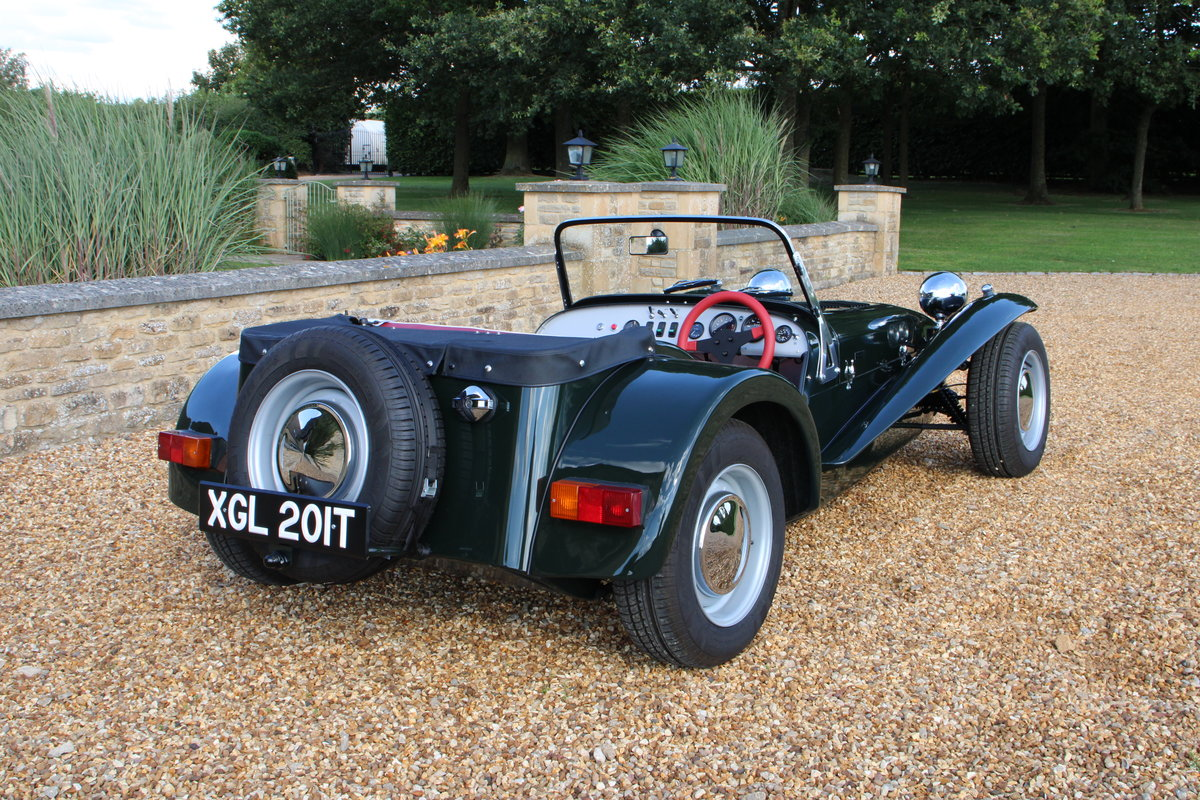 """1969 LOTUS SEVEN S3 """"TWIN CAM"""" For Sale (picture 4 of 20)"""