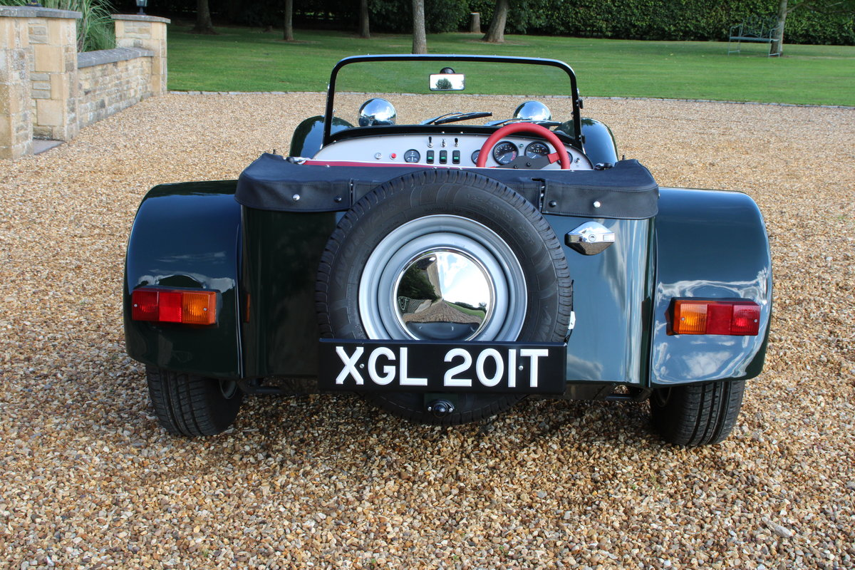 """1969 LOTUS SEVEN S3 """"TWIN CAM"""" For Sale (picture 5 of 20)"""