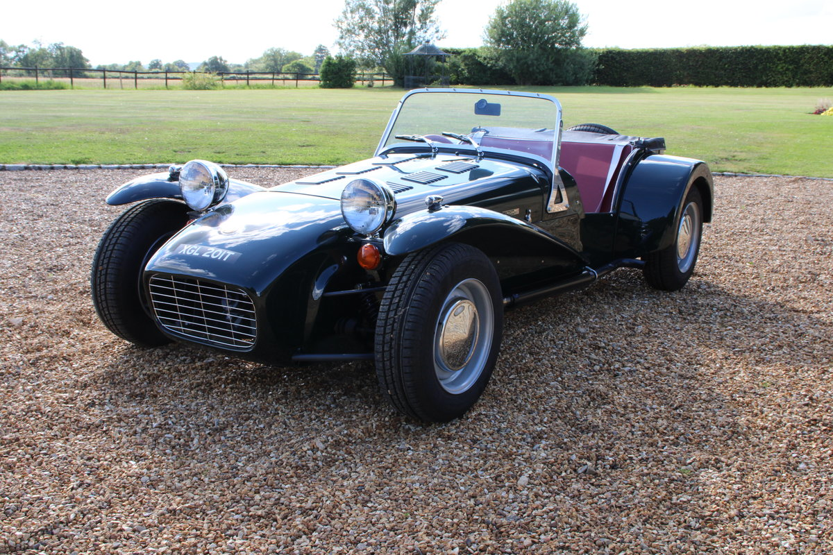 """1969 LOTUS SEVEN S3 """"TWIN CAM"""" For Sale (picture 7 of 20)"""