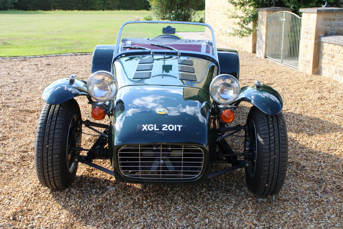 """1969 LOTUS SEVEN S3 """"TWIN CAM"""" For Sale (picture 8 of 20)"""