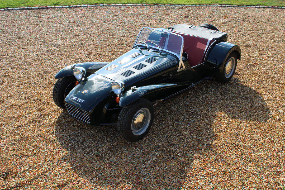 """1969 LOTUS SEVEN S3 """"TWIN CAM"""" For Sale (picture 9 of 20)"""