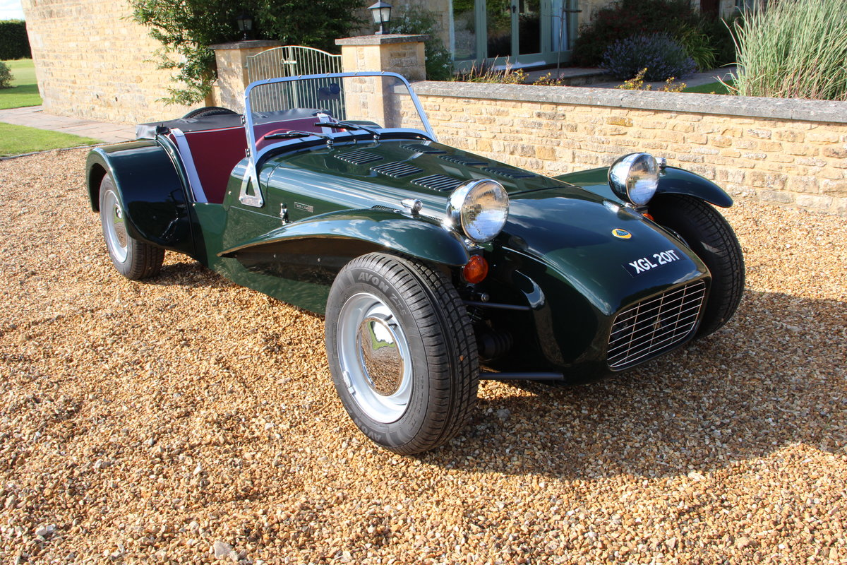 """1969 LOTUS SEVEN S3 """"TWIN CAM"""" For Sale (picture 10 of 20)"""