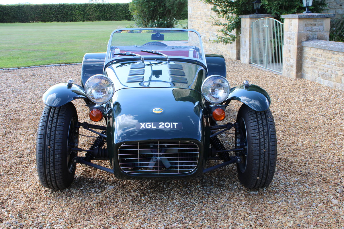 """1969 LOTUS SEVEN S3 """"TWIN CAM"""" For Sale (picture 12 of 20)"""