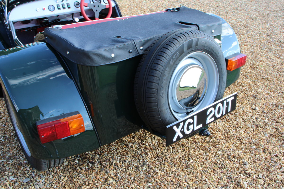 """1969 LOTUS SEVEN S3 """"TWIN CAM"""" For Sale (picture 14 of 20)"""