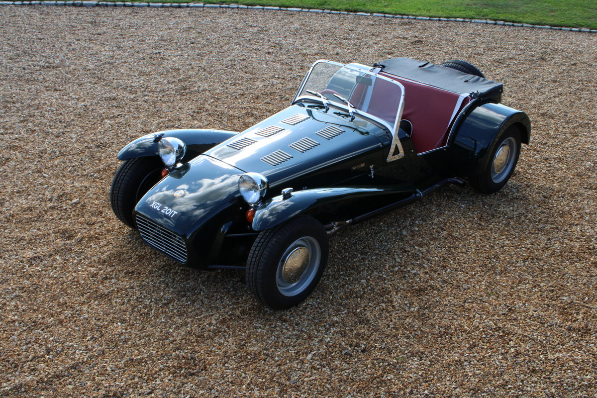"""1969 LOTUS SEVEN S3 """"TWIN CAM"""" For Sale (picture 16 of 20)"""