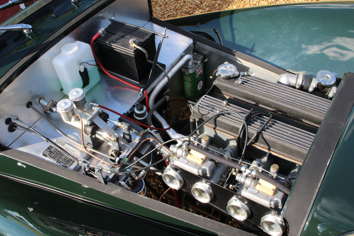 """1969 LOTUS SEVEN S3 """"TWIN CAM"""" For Sale (picture 19 of 20)"""