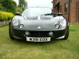 Lotus S1 Elise Sport 160