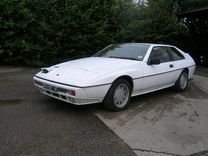 1985  Lotus Excel Project Vehicle