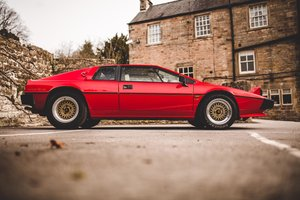 1983 Lotus Esprit S3 Driving experience