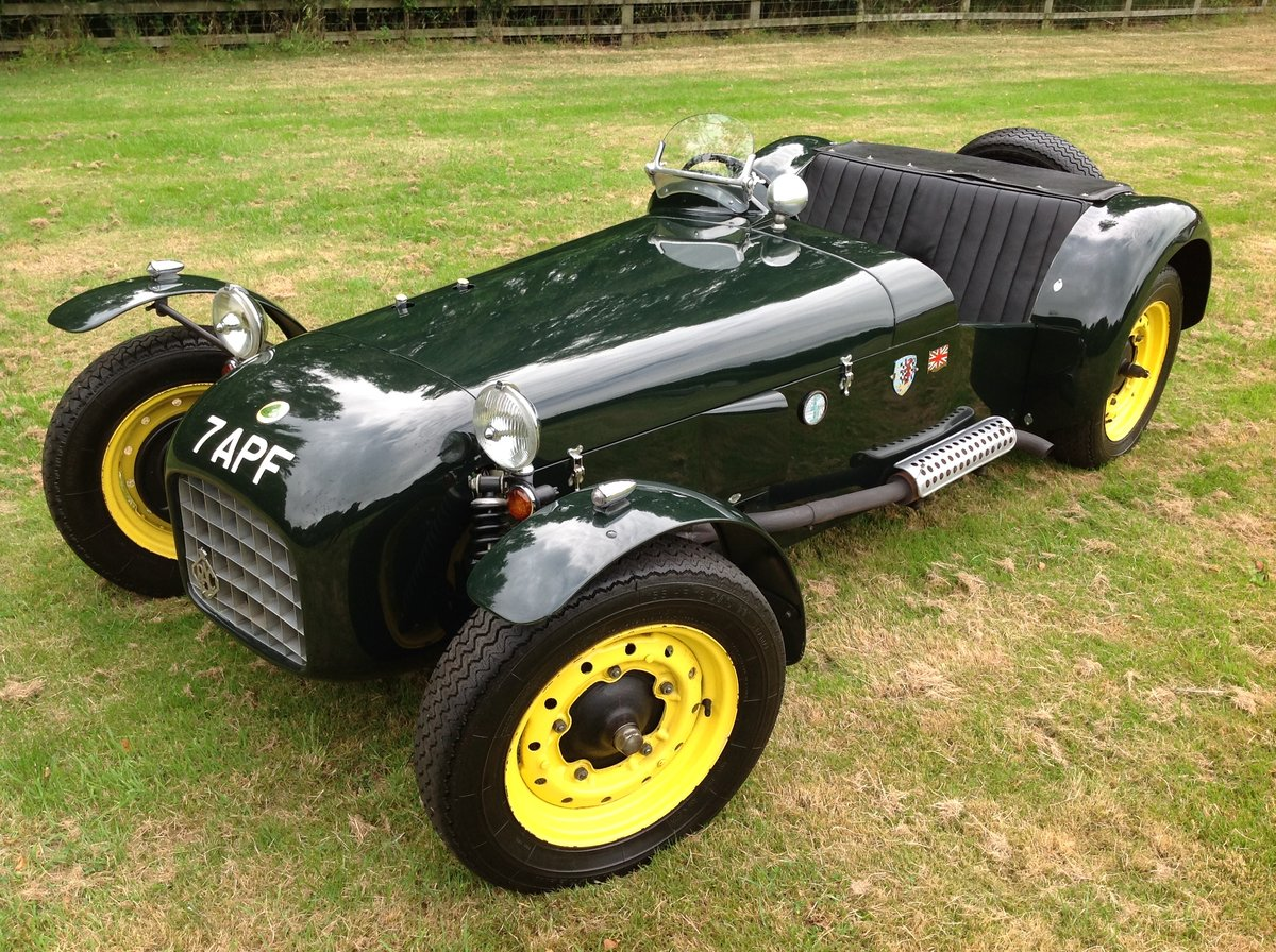 1956 Lotus VI - Chassis No.51 For Sale (picture 1 of 6)