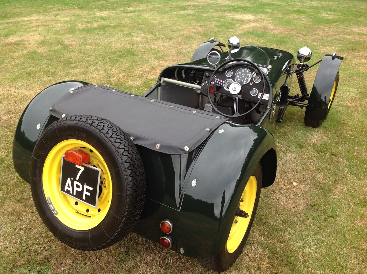1956 Lotus VI - Chassis No.51 For Sale (picture 6 of 6)