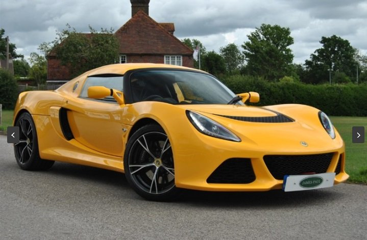 2014 Exige S 3.5 Roadster Premium Sport For Sale (picture 2 of 6)