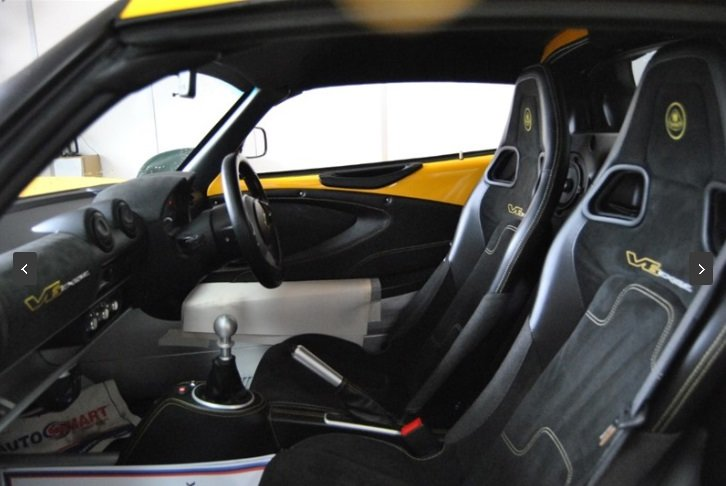 2014 Exige S 3.5 Roadster Premium Sport For Sale (picture 4 of 6)