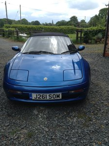 1992 lotus Elan M100 SE For Sale