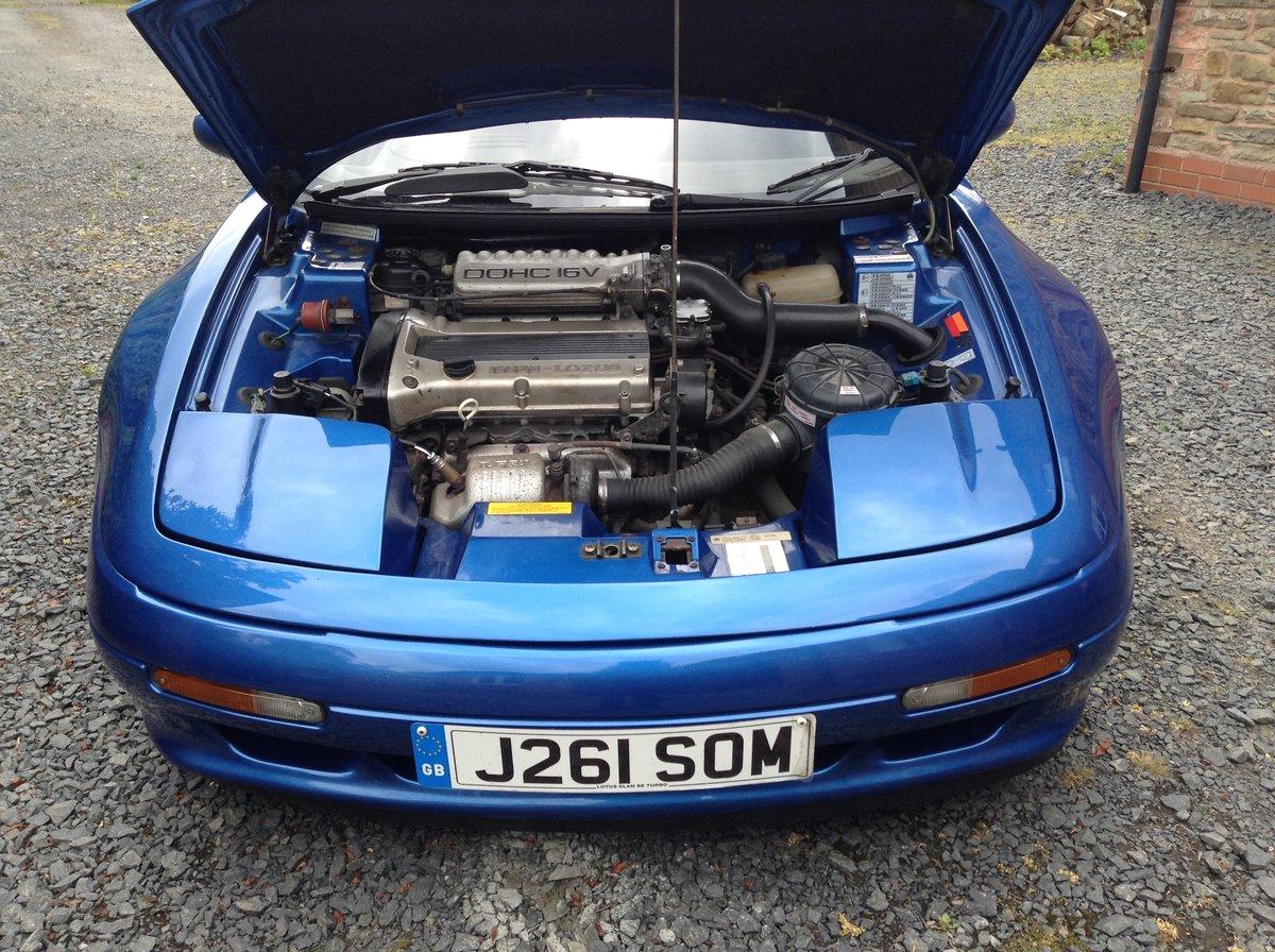 1992 lotus Elan M100 SE For Sale (picture 5 of 6)
