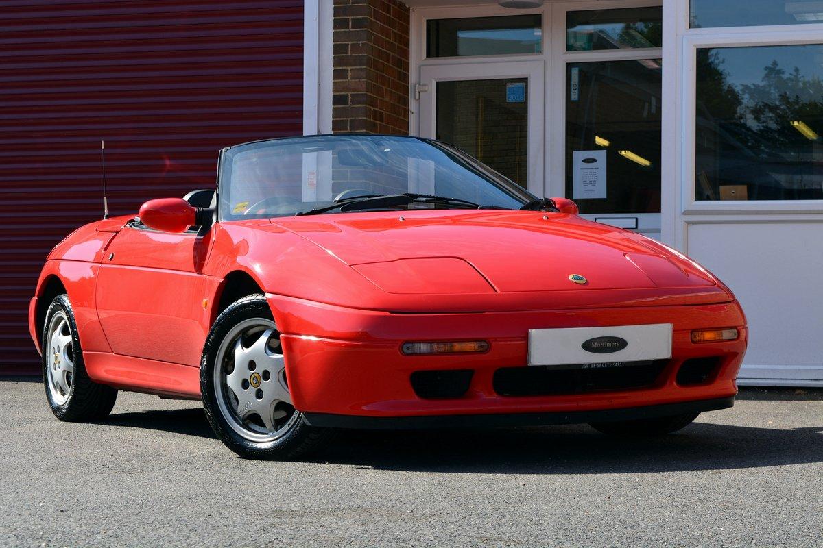 1990 Lotus Elan SE For Sale (picture 1 of 6)