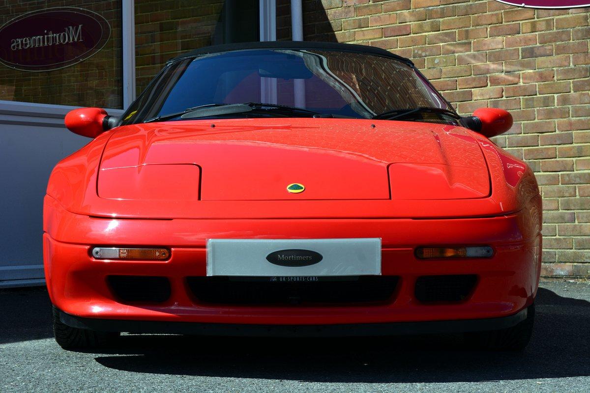 1990 Lotus Elan SE For Sale (picture 2 of 6)