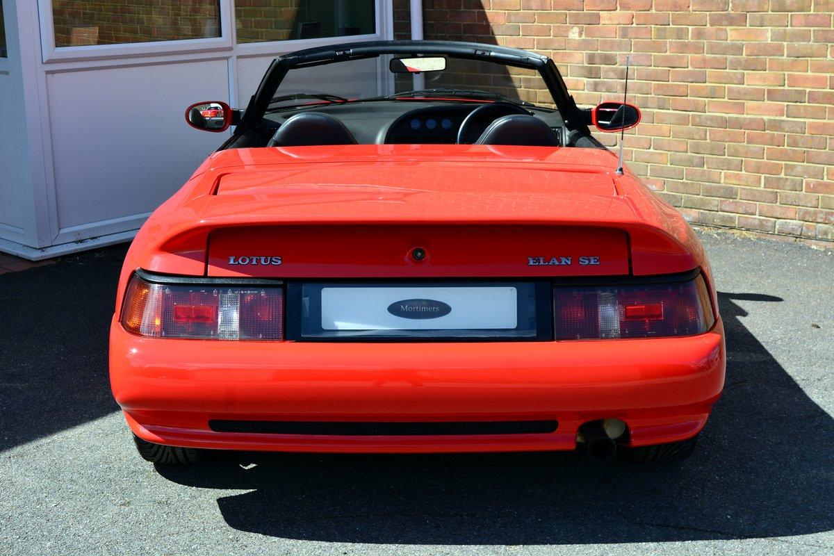 1990 Lotus Elan SE For Sale (picture 4 of 6)