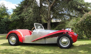 """Picture of 1963 LOTUS SEVEN SERIES 2 """"AMERICA"""" SOLD by Auction"""