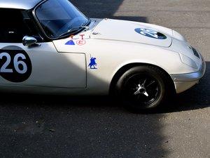 1964 Lotus Elan S1 to comp spec SOLD