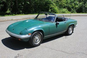 Picture of 1970 Lotus Elan S3 Roaster SE For Sale by Auction