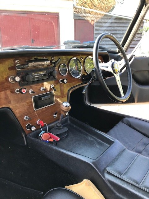 1966 lotus Elan, original patina, drives as intended For Sale (picture 3 of 6)