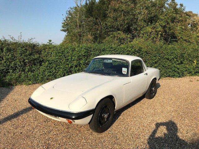 1966 lotus Elan, original patina, drives as intended For Sale (picture 4 of 6)