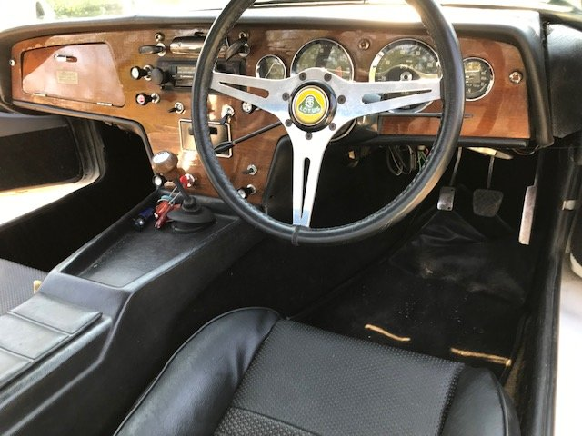 1966 lotus Elan, original patina, drives as intended For Sale (picture 6 of 6)