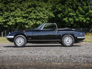 1969 Lotus Elan S4 SE Convertible at ACA 22nd August  For Sale