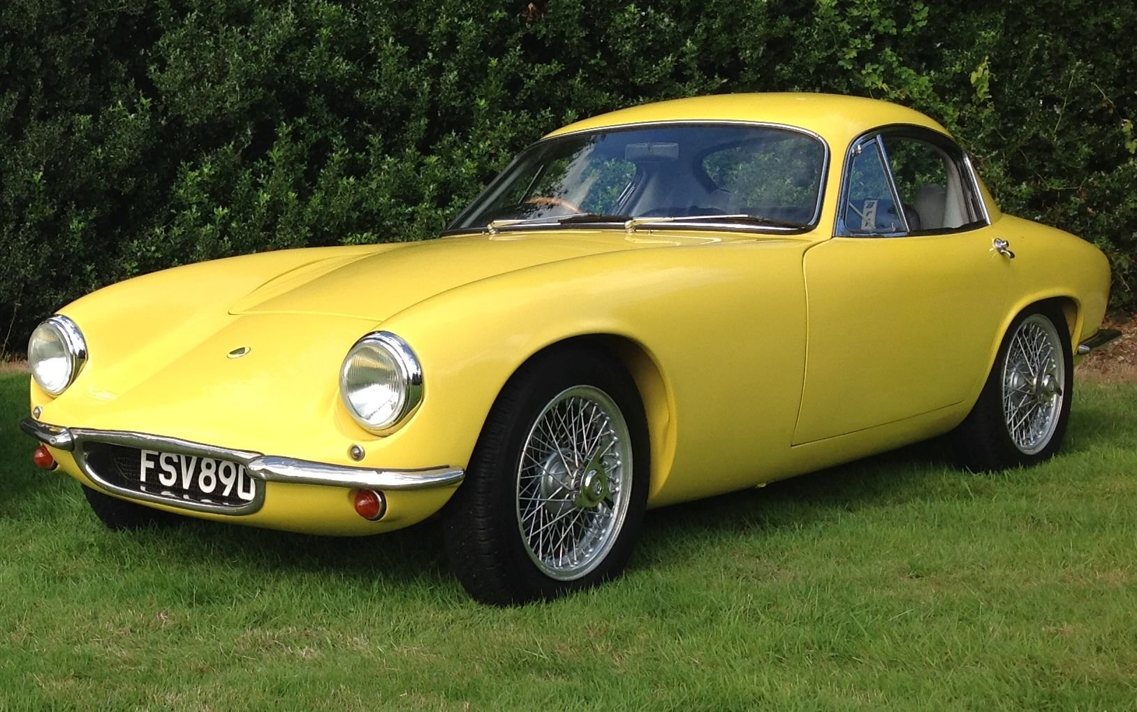 1962 Lotus Elite Type 14 For Sale (picture 1 of 6)