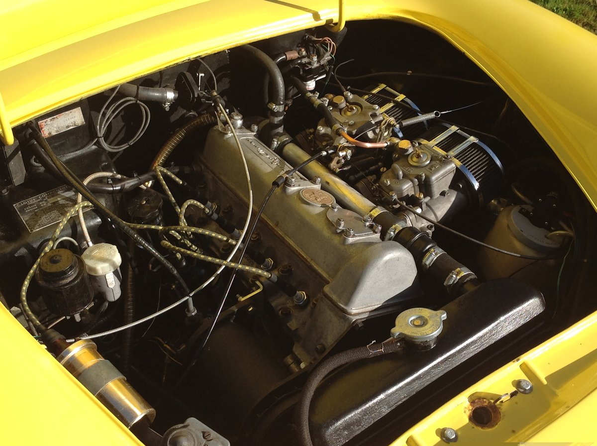 1962 Lotus Elite Type 14 For Sale (picture 3 of 6)